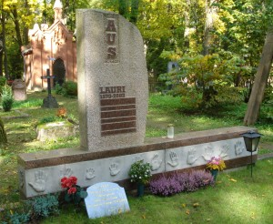 Het graf van Jimmy Michaels                                    Foto: Andrew Homan